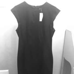 Little Black Banana Republic Dress